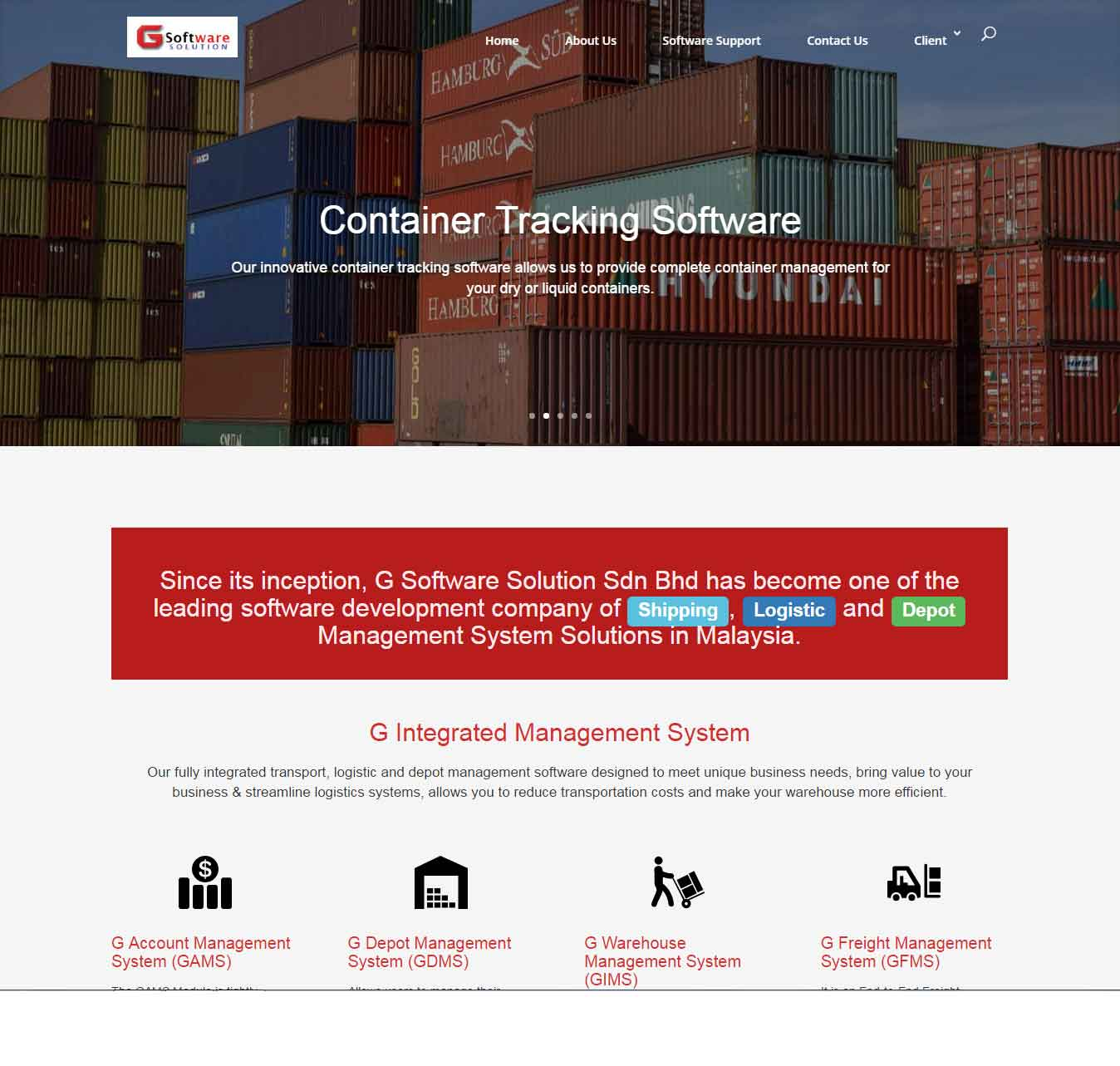 G Software Solution Sdn Bhd - Website design and Local SEO Services by Sky Rocket Digital | Klang Valley & Selangor in Malaysia
